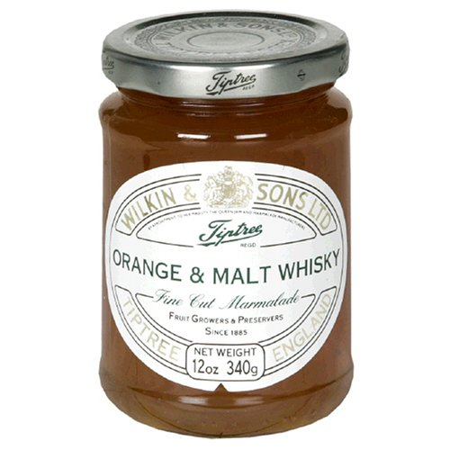 Tiptree - Mermelada Naranja & Whisky de Malta