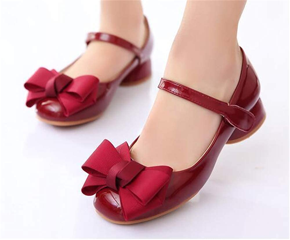 Toddler//Little Kid Girls Dressy Shoe with Beautiful Bow