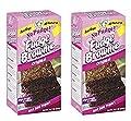 No Pudge Fat Free Fudge Brownie Mix Original 13.7 oz (Pack of 2)