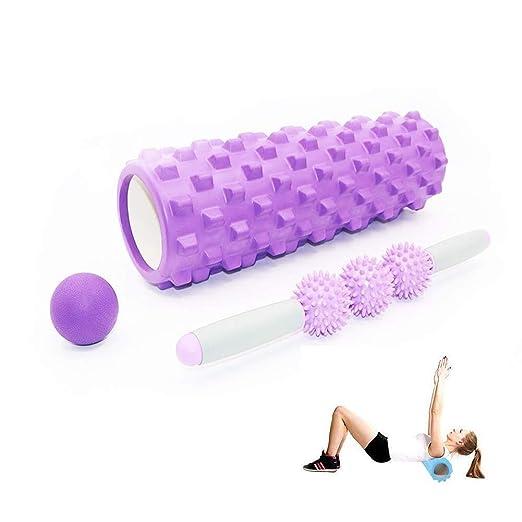 Foam Roller Rodillo de Espuma para Yoga, Pilates, Deportes ...