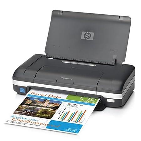 HP Officejet H470b Mobile Printer - Impresora de Tinta (4800 ...