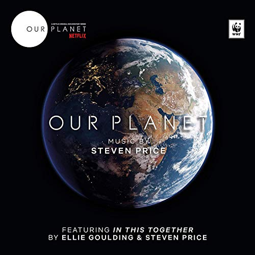 Album Art for Our Planet [2 LP] by Steven Price