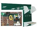 Wall Control 30-GRD-200GNW Garden Supply Tool Organizer