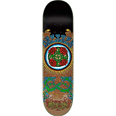 Santa Cruz Dressen Roses Grand Skateboard Deck -8.5 - Assembled AS Complete Skateboard : Sports & Outdoors