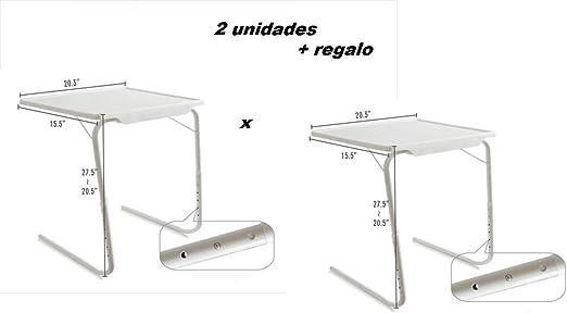 Mesa auxiliar plegable - foldy Anunciada en TV: Amazon.es: Hogar
