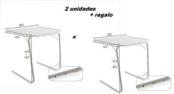 Mesa Auxiliar Plegable Foldy Anunciada En Tv