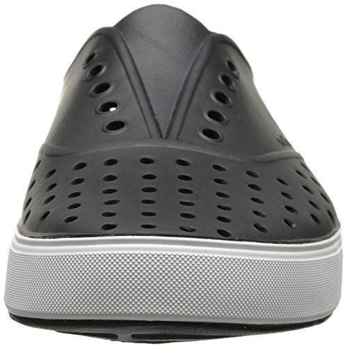 White Native Jiffy Shell Fashion Mens Sneaker Native Black Miller Sneaker Fashion Miller Jiffy Mens qArqOgU