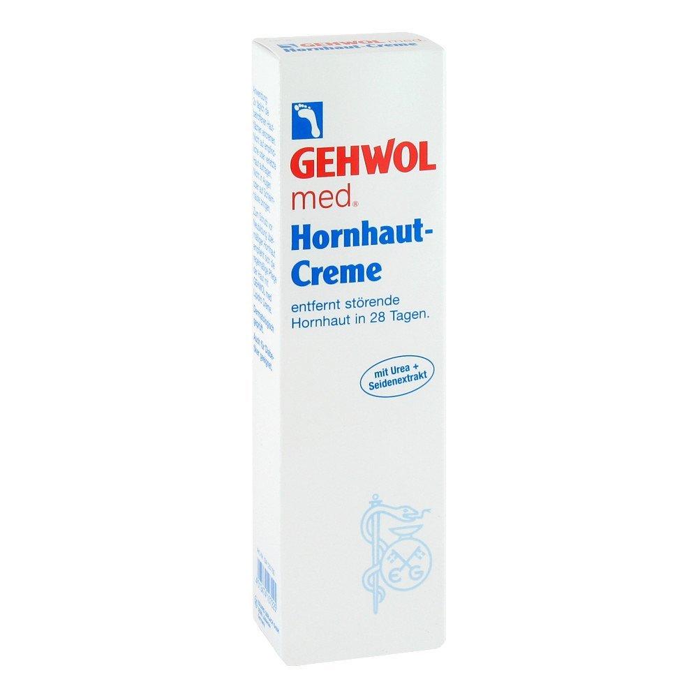GEHWOL MED CALLUS CREAM - CREAM FOR CALLOUSED SKIN 125ML 104120700