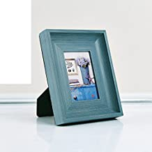 European vintage photo frame Set up children's photo box Wall mounted picture frame B 10.2x15.3cm(4x6inch)