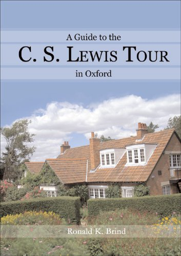 A Guide to the C. S. Lewis Tour in Oxford: Amazon.es: Brind ...