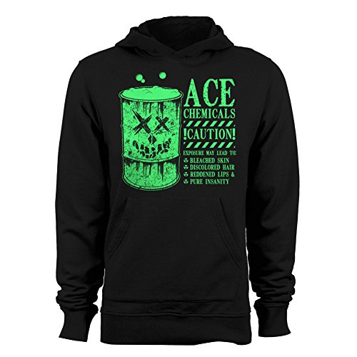 GEEK TEEZ Suicide Squad Inspired Ace Chemicals Men's Hood...