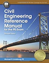 Civil Engineering Reference Manual for the PE Exam, 13th Ed