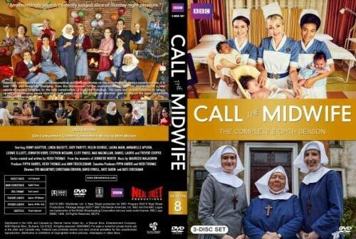 Call The Midwife Season 8 Complete Season Eight DVD