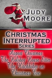 Christmas Interrupted Series by Judy Moore ebook deal