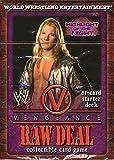 WWE Raw Deal Vengeance Starter Deck Highlight of the Night Chris Jericho