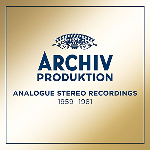 Archiv Produktion Analogue Recordings 1959