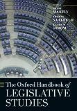 img - for The Oxford Handbook of Legislative Studies (Oxford Handbooks) book / textbook / text book