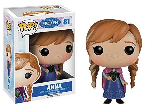 Frozen - Anna Disney POP Figure Toy 3 x 4in (Pinocchio's 3 Christmas Part)