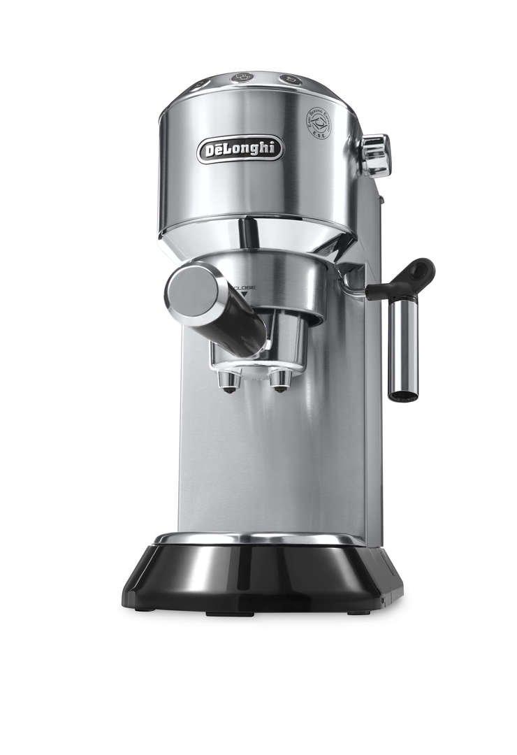 Beispiel-Vergleich-Espressomaschinen bis 200 Euro DeLonghi EC 680.M Dedica