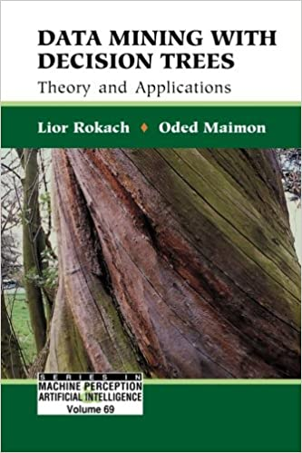 Book Data Mining With Decision Trees: Theory And Applications