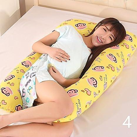 pingjing maternidad embarazo Boy amigo brazo cuerpo dormir ...