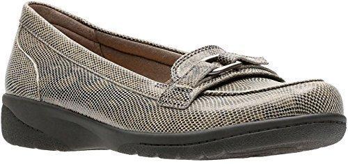 Clarks - Womens Cheyn Marie Shoe, Size: 9 C/D US, Color: Grey