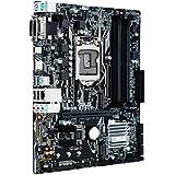 ASUS PRIME B250M-A Scheda Madre, Socket 1151 mATX, Dual M.2, HDMI, USB 3.0