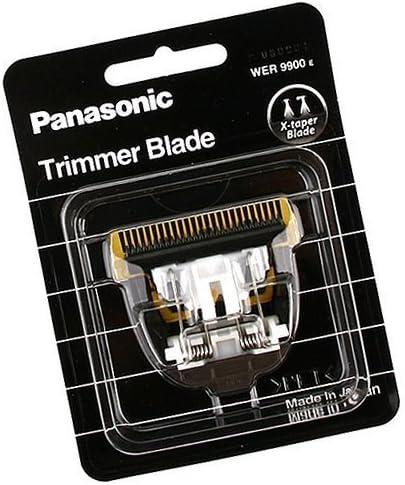 Panasonic - Cuchilla de repuesto para cortapelos ER1611 ER1610 ...