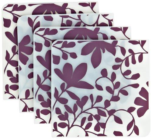 modern twist Silicone Coaster Set Jardin product image