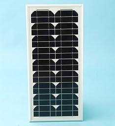 Apollo 212 Solar Panel (20 watts) with mounting bracket