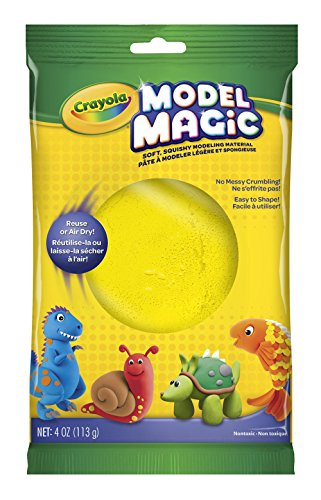 Crayola Model Magic 4 Ounce Yellow