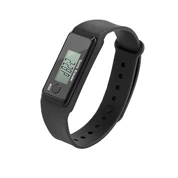 Amazon.com: Lavany - Reloj de pulsera con podómetro ...