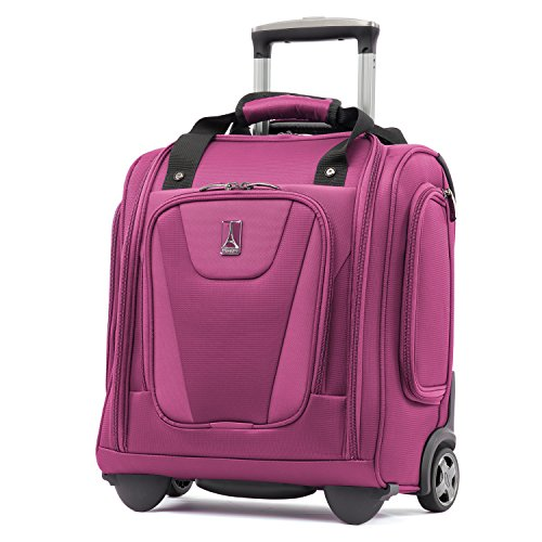 Travelpro Maxlite 4 Compact Carry On Spinner Under Seat Bag, Magenta