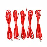 Yosoo 5 pcs 12V 40W Reprap Ceramic Cartridge Heater For 3D Printer Prusa Mendel SHIPPING FROM US High quality