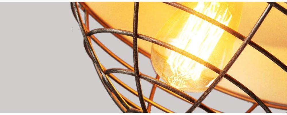 LYYDIAODENG ZHDC® Araña Araña Araña Araña Araña Simple Cabeza Industrial y Minería Araña Oficina Individual Restaurante Vientos Industriales Internet Cafés Fuertemente antioxidante (Color : 1) c9c806