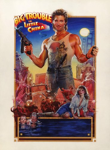 - Big Trouble In Little China