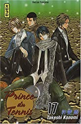 Prince du Tennis, tome 17