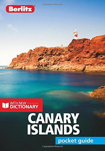 Berlitz Pocket Guide: Canary Islands (POCKET GUIDES) (Pocket Island)