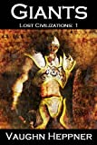 Giants (Lost Civilizations Book 1)