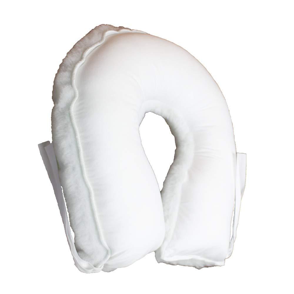 Cojín antiescaras con forma de herradura | Asiento para el Coxis | Previene Ulceras por presión | lavable
