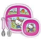 Munchkin Hello Kitty Toddler Dining Set