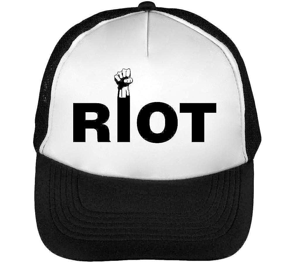 promotion spéciale meilleur prix pour prix abordable Riot Red Fonted Funny Combat Fashioned Spirited Slogan ...