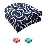 #1: Pillow Perfect Indoor/Outdoor Wicker Seat Cushion