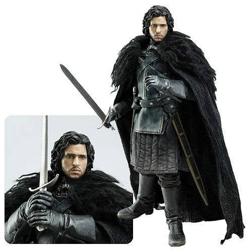 Game of Thrones Jon Snow 1:6 Scale Action Figure