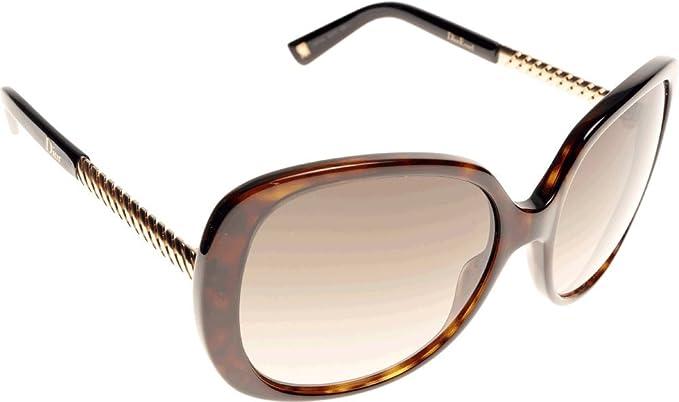 Amazon.com: Christian Dior anteojos de sol Dior nunca 1 Ant ...