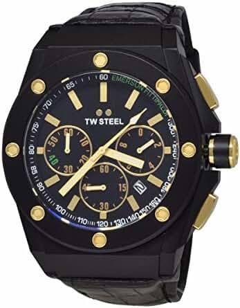 TW Steel CEO Tech Black Watch CE4017 by TW Steel