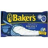 Baker's Angel Flake Coconut, 14 Ounce