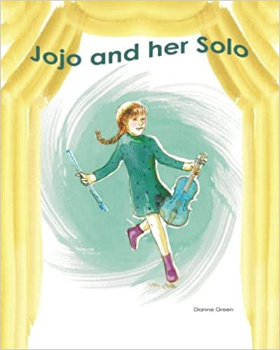 Jojo And Her Solo por Dianne Green
