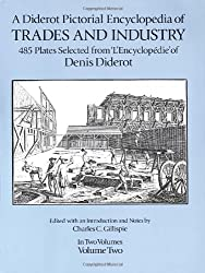 Diderot Pictorial Encyclopedia of Trades and Industry, Vol. 2 (Dover Pictorial Archives)