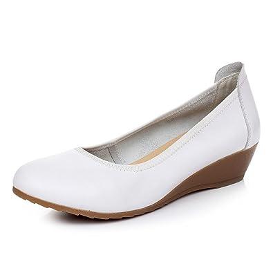 chaussure basse à talon bas à semelle en tendon... Yyh86RoxuQ